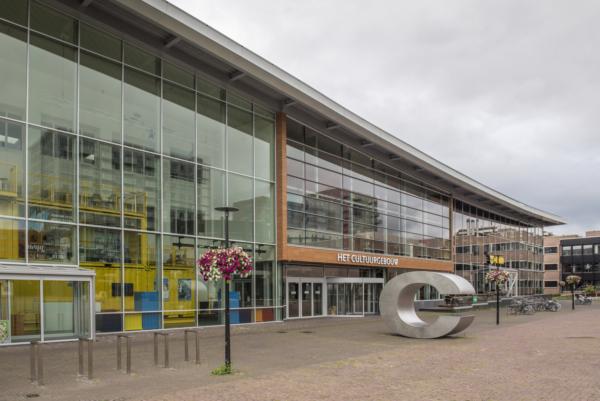 Het Cultuurgebouw Hoofddorp